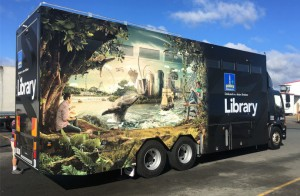 brisbane-cit-council-mobile-library-truck-side